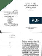 Alexandre Koyré-L' idée de Dieu dans la philosophie de St. Anselme-Editions Vrin (1984).pdf