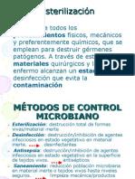 Metodos de Control microbiano