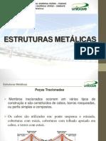 Peças Tracionadas - Estruturas Metálicas
