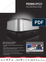 MP620 Brochure