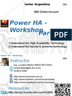 PowerHA Workshop Part1