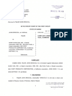 Driscoll Lawsuit
