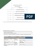 PMC (Plan de Mejora Continua)