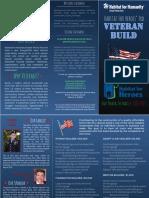 veteran build brochure - anas edit