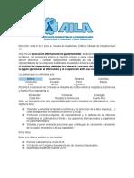 Congresos para Ingenieria Industrial (listado)
