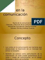 Ruidos de la comunicacion .pptx