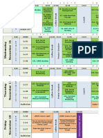 Preliminary Program Forestsat 2016