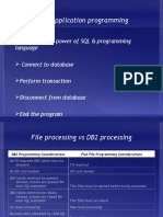 DB2 Application programming.ppt