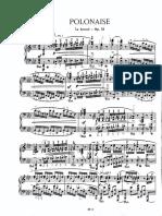 Polonaise Op. 53 - Chopin
