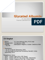 Glycated Albumin
