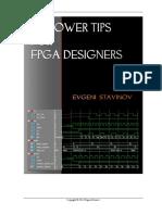 100 Power Tips for FPGA Designers 초록.pdf