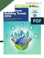 World Green Building Trends 2016 SmartMarket Report FINAL