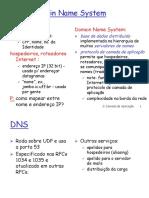 3 - DNS e Sockets