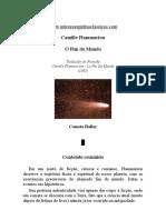 Camille Flammarion - O Fim Do Mundo