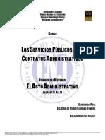 51- El Acto Administrativo - 7066p (1)