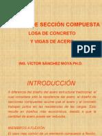 Puentes de Seccion Compuesta_Victor Sánchez Moya.ppt