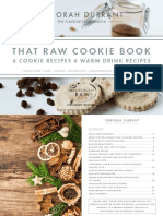 That Raw Cookie Book