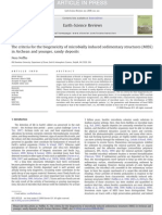 The Criteria for the Biogeneicity of Micro Bi Ally Induced Sedimentary Structures in Archean and Younger, Sandy Deposits