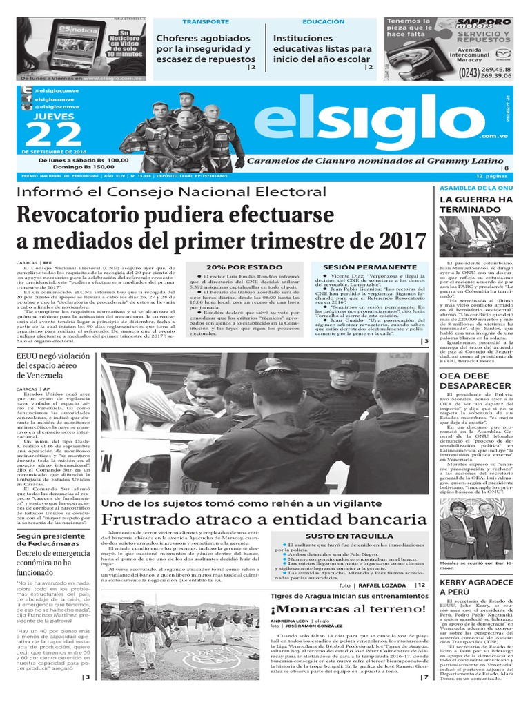 Edición Impresa Elsiglo 22-09-2016 097ed53769ac1