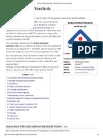 Bureau of Indian Standards - Wikipedia, the free encyclopedia.pdf