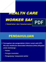 12.Health Care Worker Safety