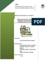 Evaluacion de La Relacion Carbono Nitrogeno en La Elaboracion de Compost