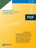 SocialStyle-Whitepaper-RetestReliability