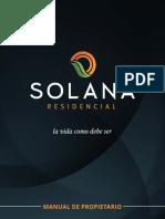 Solana Brochure Olivo
