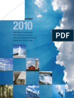 U.S. Climate Action Report 2010 to the U.N.