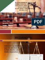 Medianería y Derecho Superficiario