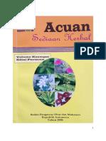 Acuan Sediaan Herbal-Volume 4 Edisi Pertama
