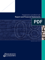 2008 Report Financial Statements