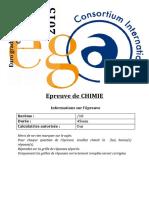 Chimie P Ega2015