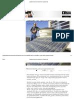 Calentador Solar Hecho Con Botellas PET _ Goplaceit Chile