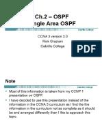 Mod 2 - OSPF in Detail