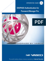 Integration for Password Manager Pro