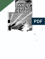 Bajatierra, Mauro -  Crónicas del frente de Madrid [Ediciones Tierra y Libertad, 1937].pdf