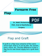 Radial Forearm Free Flap