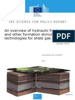 An Overview of Hydraulic Fracturing and Other Stimulation Technologies - Update 2015