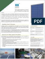 Solar PV Module India