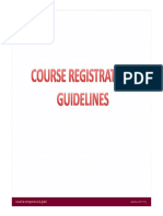 4.0 Course Registration 30-01-2014