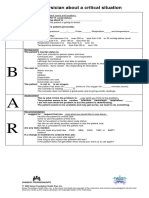 Generic Report to Physician