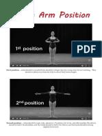 Ballet Arm