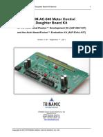 TMCM AC 840 Manual Ug