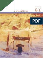 Revista Paz y Conflicto