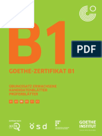 Zertifikat B1 Neu 15 Uebungspruefungen Loesunge