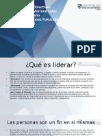 Habilidades Directivas El Lider