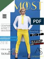 Revista Famost August 2016