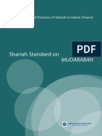 Shariah Std Mudarabah