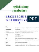 English slang vocabulary.doc